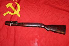 Russian SKS original artic birch stock CHIPPED