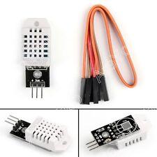 1Pcs DHT22 Digital Temperatura Humedad Sensor AM2302 Módulo + PCB Cable BS6