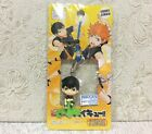 NEW Haikyuu  Beads Strap w/Earphone Jack Limited 8 Types Official Japan