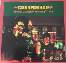 CORNERSHOP: WHEN I WAS BORN FOR THE 7TH TIME GOOD (CD 1997)