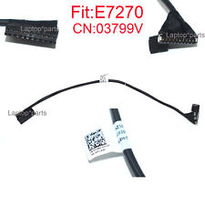 Connectors Battery Cable for dell Latitude 14 7000 E7270 CN-03799V 03799V 3799V DC020029B00 Cable Length: Other