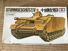 Tamiya 1:35 Sturmeschutz iv tank