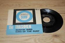 """THE TRASHMEN surfin bird Italy raro  45 7"""""""