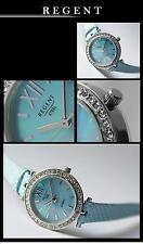 Attractive Style Blue Women's Watch from the Home Regent NEW Germany
