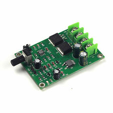 Motor Speed Controller PWM Module DC5-18V 15A Stepper Speed Control Board - UK
