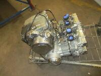 AME Kawasaki Z 750 E KZ750E LTD Motor 44329 km mit Kupplung KZ750EE037674 engine