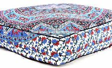 Elephant Mandala Indian Soft Pet Bed Dog Cat Pad Mat Cushion Insert Extra Large