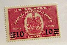 CANADA BOB #E9 * MH, Fine , 10¢ Special Delivery 1939
