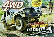 Australian 4wd Action The Track That Beat The Dirty 30 DVD 261 TV Series R0
