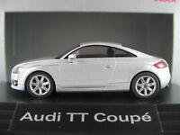 Wiking/Audi 501.05.004.12 Audi TT Coupé (2006) in silbermet. 1:87/H0 NEU/OVP/PC