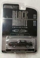 Greenlight BLACK BANDIT COLLECTION 1977 PONTIAC FIREBIRD T/A