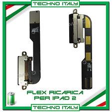 MODULO DOCK RICARICA CONNETTORE CARICA PER APPLE IPAD 2 FLAT FLEX CHARGING