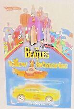 Hot Wheels Custom Bentley Continental Beatles Limited Edition Beatles 1/25