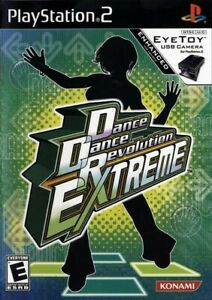 Dance Dance Revolution Extreme Greatest Hits - Playstation 2 Game Complete