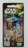 Star Wars Collectible House Key R2-D2 & C-3PO