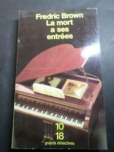 Libro Tascabile, Marrone, La Morte A Ses Input, Libro, Libro