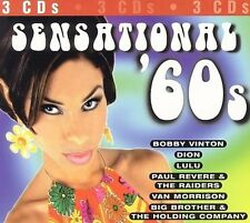 VARIOUS ARTISTS - SENSATIONAL SIXTIES [BMG SPECIAL PRODUCTS] NEW CD