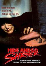 Hide And Go Shriek [New DVD]