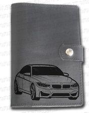 Portadocumenti portalibretto pelle auto  BMW Leather