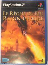 PS2 PS3 LE REGNE DU FEU PLAYSTATION 2 REIGN OF FIRE PS2