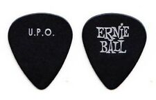 U. P. O. Ben Shirley Black Bass Guitar Pick - 2000 No Pleasantries Tour UPO