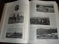 1899 BOER WAR JOUBERT PAARDEKRAAL PRETORIA BARBERTON &C