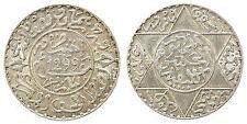 MOROCCO - MAROC Hassan I, 2 1/2 DIRHAMS 1299 H (1881) Paris