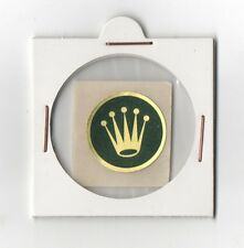 ROLEX Caseback Sticker Certificate 1970's 1665 Double Red Submariner 1680 5513