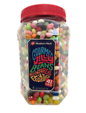 Member's Mark Gourmet Jelly Beans 41 Flavors Fat-Free Gluten-Free, 64 oz $22.87