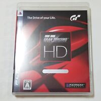 [ Gran Turismo ]HD Install Disc for Sony Playstation 3 PS3 NOT FOR SALE Used