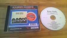 CD Indie Kaiser Chiefs - Yours Truly, Angry Mob (12 Song) Promo Snippets UNIVERS