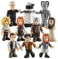 DOCTOR WHO SERIES 2  MICRO FIGURES MINI FIGURES  : CHOOSE BY CHARACTER BUILDING