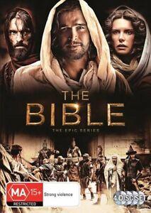 Bible - Season 1, The DVD