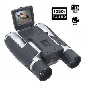 "12x32 Digital Camera Binoculars 2.0"" LCD Screen Photo Video Digital USB Camera"