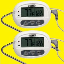 Set of 2, DTP392 CDN Cooking/Roasting/Smoker Didital Probe Thermometer! NEW! GSP