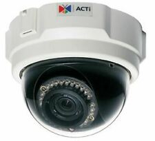 Tcm 3511 Acti Ip Dome Camera 13mp With Dn Ir Basic Wdr 3 12mm Vari Focal