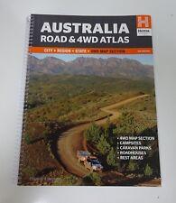 Hema Australia Road & 4WD Atlas - Spiral Book - 11th edition  NEW