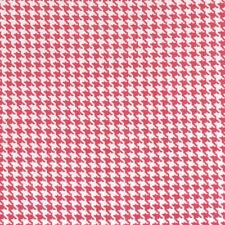 Michael Miller Tiny Houndstooth rose 100% Coton FQ Fat Quarter CX4835-Rouge à lèvres