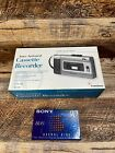 Brand New Open Box Radio Shack CTR-118 V Voice Activated Cassette Recorder