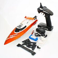 Hot Feilun FT009 2.4GHz 4 Channel Water Cooling High Speed Racing RC Boat Gift