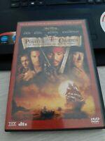 Pirates Des Caraïbes. DVD. Johnny Depp. Walt Disney. La Fontaine de Jouvence.