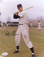 Bobby Thomson Signed Jsa Certified 8x10 Photo Authentic Autograph