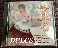 JUGO DE EXITOS DULCE MEXICO BALLAD SEALED CD