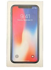 iPhone X Verizon 256gb Space Gray