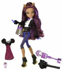 Monster high-clawdeen wolf-fille du loup-garou-draculara sweet 1600