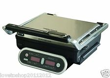 Morphy Richards 48018 Intelligrill Digital Health Grill Grilling Stainless Steel