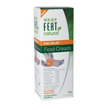 Neat Feat Natural Pain Relief Foot Cream Plantar Fasciitis 50g Postage