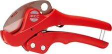 """MCC VC-0327 - PVC Pipe Cutter /Irrigation 3/4 - 1"""" -Ratcheting Quick Release Pro"""