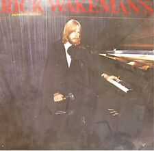RICK WAKEMAN'S criminal record LP 1977 statue of justic