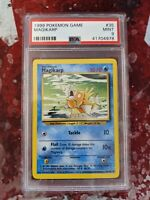 Magikarp 35/102 - Pokemon Base Set - Mint - PSA 9